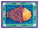 Humuhumunukunukuapua'a, Hawaii State Fish Poster by Deybra Faire