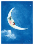 The Moon Print by Nichola Moss