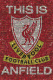 Liverpool: This is Anfield, angielski Plakaty