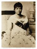 Queen Liliuokalani, Hawaii (1838-1917) Poster