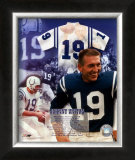 Johnny Unitas - Legends of the Game Composite Prints