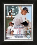 Carl Yastrzemski - Legendsof the Game Composite Print