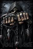 Game Over Reaper - Spiral Plakát