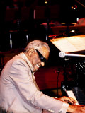 Ray Charles in Rehearsal, 1998 Posters
