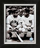 Jimmie Foxx / Lou Gehrig Print