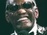 Ray Charles Close Up Posters
