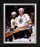 Cam Neely / Ray Bourque Art