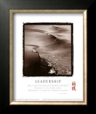 Leadership: Wave Prints