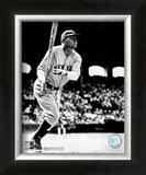 Babe Ruth - Batting Action Art