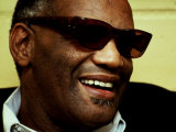 Ray Charles Portrait Posters