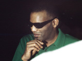 Ray Charles Taping a Coca-Cola Radio Commercial, 1967 Kunstdrucke - ray-charles-taping-a-coca-cola-radio-commercial-1967