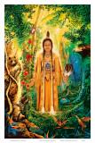 Abuela divina Pósters por David Rico