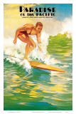 Paradise of Pacific Magazine, c.1930 Print