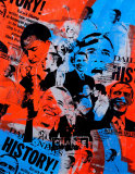 History! Posters by Bobby Hill