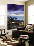 Seven Mile Beach, Grand Cayman, Cayman Islands, Caribbean Wall Mural by Walter Bibikow