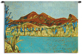 Front Range Wall Tapestry by K. L. Mckenna
