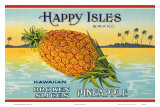 Marca Happy Isles Láminas