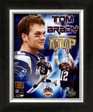 Tom Brady - Super Bowl XXXVIII MVP Champions Collection (Limited Edition) Prints