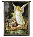 Guiding Angel Wall Tapestry