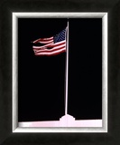 Flag (Tattered)/Yankee Stadium 2001 World Series Posters
