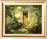 Grandmother's Doorway Posters by Abbott Fuller Graves
