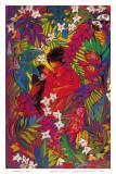 Hawaiian Secret Paradise Posters by Rick Sharp