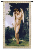 Cupidon, c.1875 Wall Tapestry by William Adolphe Bouguereau