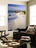 Horseshoe Bay, South Coast Beaches, Southampton Parish, Bermuda Wall Mural by Gavin Hellier