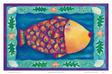 Humuhumunukunukuapua&#39;a, Hawaii State Fish Prints by Deybra Faire