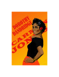 Dorothy Dandridge Giclee Print by Clifford Faust