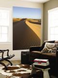 Merzouga, Erg Chebbi, Sahara Desert, Morocco Wall Mural by Gavin Hellier