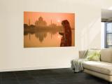 Taj Mahal, Agra, Uttar Pradesh, India Papier Peint Premium par Doug Pearson