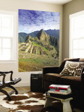 Macchu Pichu, Peru Wall Mural by Gavin Hellier