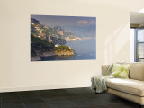 Amalfi Coast, Campania, Italy Reproduction murale géante par Peter Adams