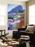 Bo-Kaap, Cape Town, South Africa Wall Mural by Peter Adams