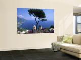Villa Rufolo, Ravello, Amalfi Coast, Italy Mural por Demetrio Carrasco