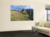 Macchu Pichu, Peru Wall Mural by Gavin Hellier