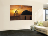Kimis Theotokov Church, Santorini, Cyclades Islands, Greece Wall Mural by Walter Bibikow