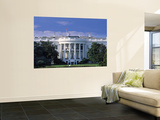 White House, Washington D.C. USA Wall Mural by Walter Bibikow