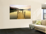 Derwent Water, Lake District, Cumbria, England Wall Mural by Peter Adams