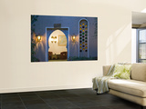 Hotel Palais Salam Palace, Taroudant, Morocco Wall Mural by Walter Bibikow