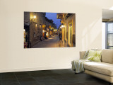 Rue de Petit, Champlain, Quebec City, Quebec, Canada Reproduction murale g&#233;ante par Demetrio Carrasco