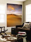 Sand Dune in Desert, Namibia Wall Mural by Peter Adams