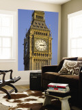 Big Ben, Houses of Parliamant, London, England Wall Mural by Jon Arnold