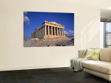 Parthenon, Acropolis, Athens, Greece Wall Mural by Jon Arnold