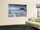 Alan Copson - Bamburgh Castle, Northumberland, England, UK - Duvar Resmi