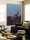 Empire State Bldg, Manhatten, New York City, USA Wall Mural by Walter Bibikow