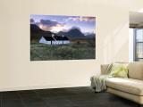 Ranoch Moor, Scotland Premium Wall Mural by Gavin Hellier