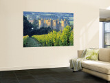 Bodiam Castle, East Sussex, England Wall Mural by Peter Adams