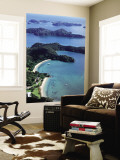 Moturua Island, Bay of Islands, Northland, New Zealand Wall Mural by Doug Pearson